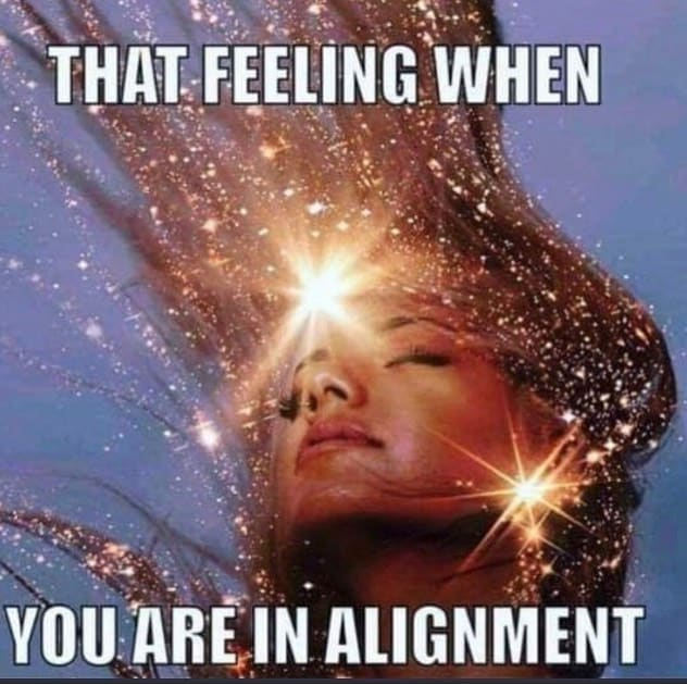 Magic of living in alignment with yourself